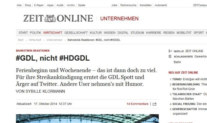 Screen Zeit Online